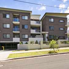 Rental info for CLOSE TO ALL AMENTIES in the Westmead area