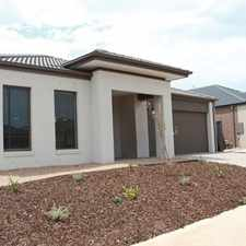 Rental info for APPLICATION APPROVED in the Tarneit area