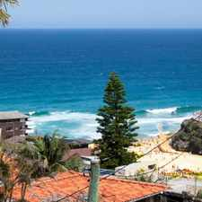 Rental info for AMAZING TWO BEDROOM APARTMENT SECONDS TO THE BEACH! in the Sydney area