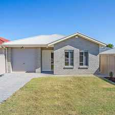 Rental info for PETS NEGOTIABLE - Near new 3 bedroom courtyard home in the Adelaide area