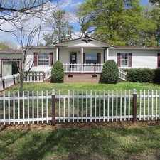 Rental info for Single Family Home Home in Hickory for Owner Financing