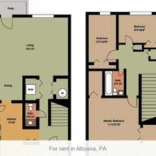 Rental info for 1 bedroom Apartment - A great find in Altoona. Pet OK!