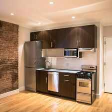 Rental info for Carmine St