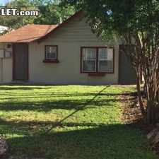 Rental info for $1250 1 bedroom House in Central San Antonio Other C San Antonio in the San Antonio area