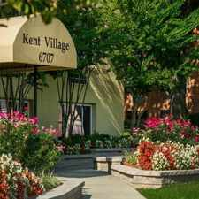 Rental info for Kent Village Apartments in the Landover area