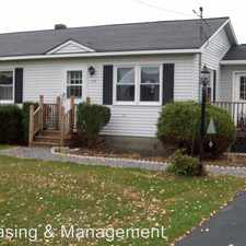 Rental info for 309 Bangor Rd.