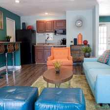 Rental info for The Seville Apartments in the Vista Del Norte area