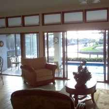 Rental info for Cape Classic Villa, Waterfront 3/2 Home
