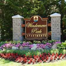 Rental info for Windemere Park in the Ann Arbor area