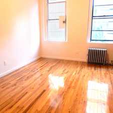 Rental info for 324 East 13th Street in the East Village area