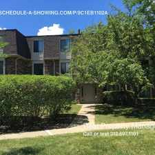 Rental info for 264 W Ct of Shorewood #3B