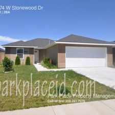 Rental info for 9574 W Stonewood Dr