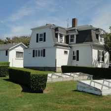 Rental info for Waterviews Abound-Estate Cottage located on the Ocean.
