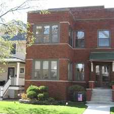Rental info for 4037 W Waveland Ave #2 in the Old Irving Park area