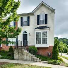Rental info for 7835 Heaton Way in the Nashville-Davidson area