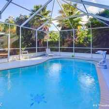 Rental info for Flamingo Home, 3 Bedrooms, Private Heated Pool, Pet Friendly, Sleeps 10