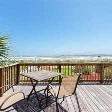 Rental info for Sun and Tan Beach House, Luxury 4 Bedrooms, Sweeping Beach Front. Sleeps 12