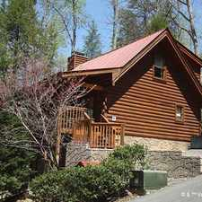 Rental info for Bear's Den, 2 Bedrooms, Jetted Tub, King Beds, Hot Tub, WiFi, Sleeps 6