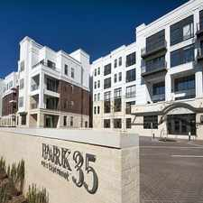 Rental info for Park 35 on Clairmont