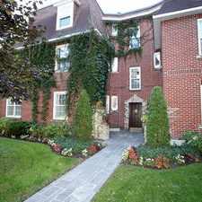 Rental info for 216 Rideau Terrace in the Ottawa area