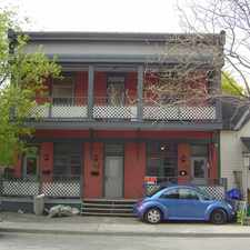 Rental info for 213 St Andrew Street in the Rideau-vanier area
