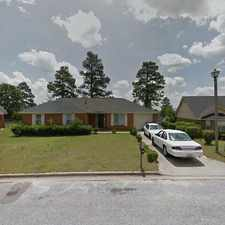 Rental info for Single Family Home Home in Hephzibah for For Sale By Owner