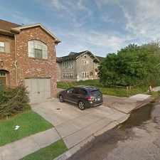 Rental info for Townhouse/Condo Home in New orleans for For Sale By Owner in the Lakeview area