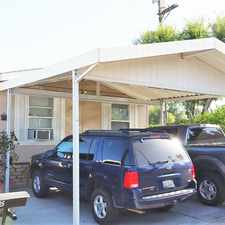 Rental info for CR26.. BETTER THAN NEW 2 BEDROOM MANUFACTURED HOME IN NICE AFFORDABLE FAMILY COMMUNITY