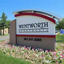 Rental info for Wentworth Apartments in the Denver area
