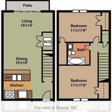 Rental info for Lease Spacious 2+1.50. Approx 920 sf of Living Space. Pet OK!