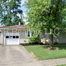 Rental info for 1.5 bath home in East Columbus in the Pine Hills area