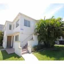 Rental info for 1920 Biarritz Drive