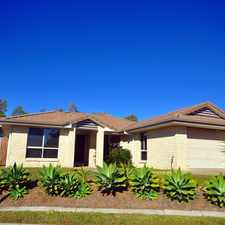Rental info for Family Home in Norfolk Lakes Estate in the Morayfield area