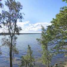 Rental info for Peaceful Living By The Lake in the Central Coast area