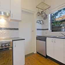 Rental info for Ground floor two-bedroom garden apartment, Cat Friendly! in the Naremburn area