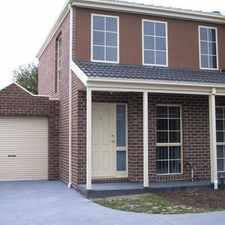 Rental info for Modern 2 Bedroom Townhouse