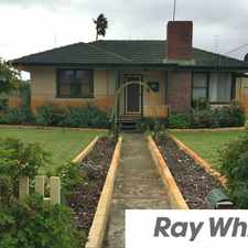 Rental info for NEAT AND TIDY HOME - AIR CONDITIONING - NO PETS! in the East Bunbury area