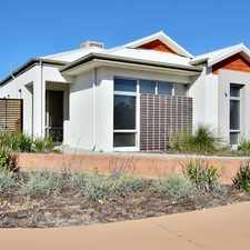 Rental info for Bright and Light modern home in the Perth area