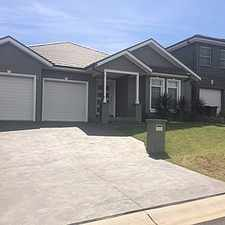 Rental info for Immaculate 4 Bedroom Home in the Sydney area