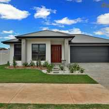 Rental info for LARGE NEAR NEW HOME in the Thornlands area