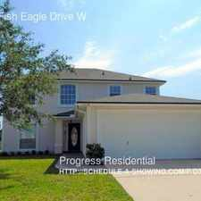 Rental info for 13838 Fish Eagle Drive W in the The Cape area