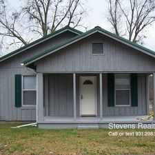 Rental info for 5720 Tennessee Avenue