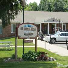 Rental info for ***Available Immediately! 1 Bedroom Senior Apts!