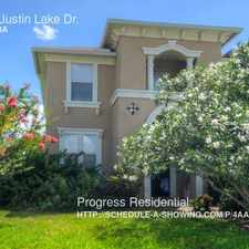 Rental info for 2300 Justin Lake Dr. in the Jacksonville Farms-Terrace area