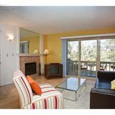 Rental info for 60 South Boulder Circle