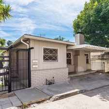 Rental info for 1606 Westerly Terrace in the Silver Lake area