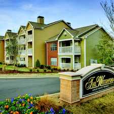 Rental info for The Waterford in the Morrisville area
