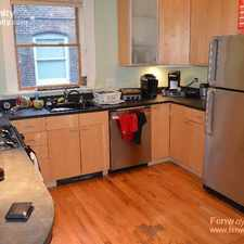 Rental info for 34 Greenwich Street in the Meeting House Hill area