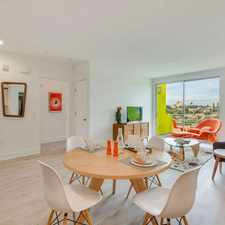 Rental info for 3221 West Temple Street in the Silver Lake area
