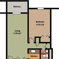 Rental info for 3 bedrooms Apartment - Just off the edge of Indian Hills Park. Pet OK!